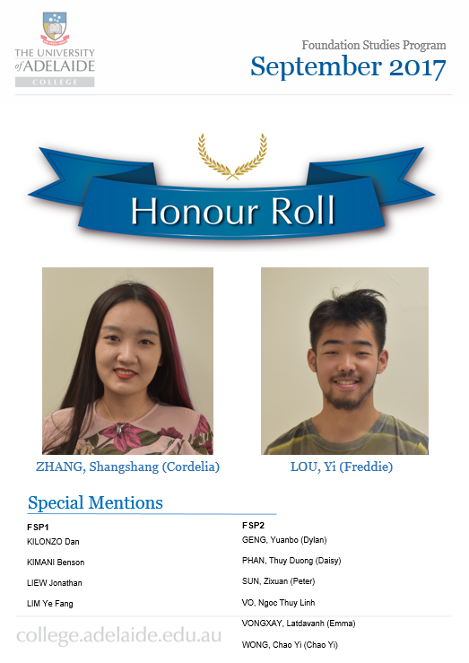 Attachment Sept FSP Honour Roll.png